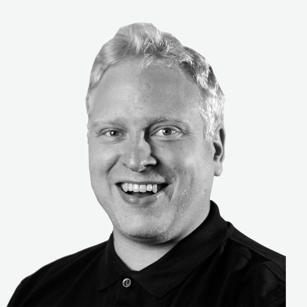 Lars Trygve Gundersen : Montør