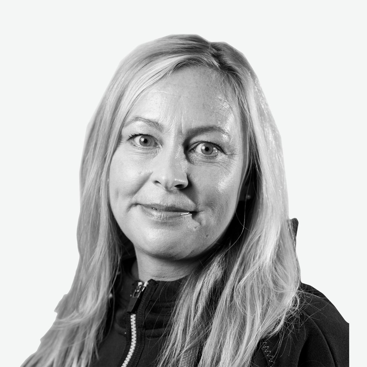 Line Helen Hovind : Økonomiansvarlig